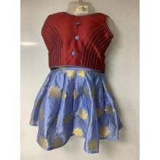 Girls Dresses - FIKG0056B