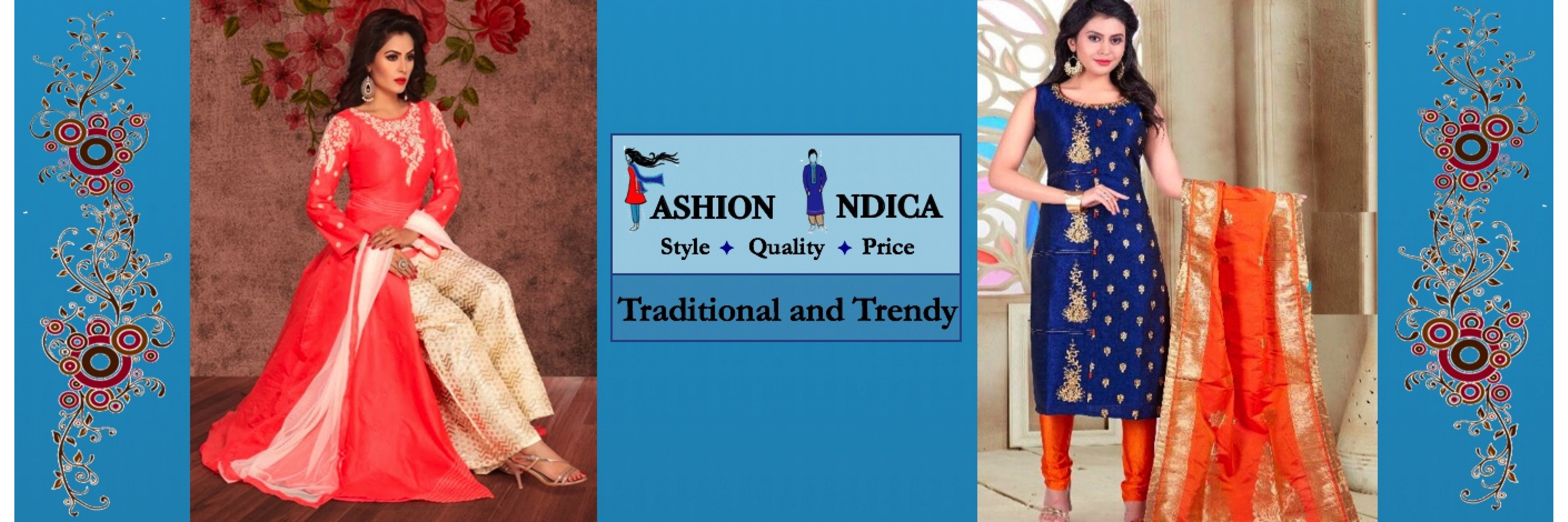 Traditional and Trendy